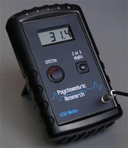 biofeedback monitor (GSR Meter)